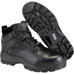 "'5.11' Tactical A.T.A.C. 6"" Side Zip Boot"
