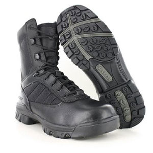 "Bates Men's Ultra-Lites 8"" Tactical Side-Zip Boot"