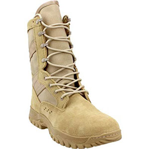Belleville One Xero 320 Desert Tan Ultra Light Assault Boot, Made in USA