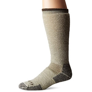 Carhartt Men's Comfort Stretch Steel Toe Socks