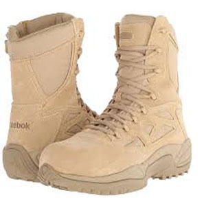 "Reebok Work Duty Men's Rapid Response RB RB8894 8"" Tactical Boot"