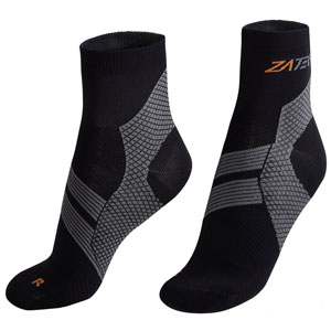 ZaTech Plantar Fasciitis Sock, Compression Socks for Men & Women