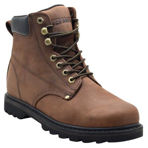 EVER BOOTS TANK MEN'S SOFT TOE INSULATED WORK BOOTS