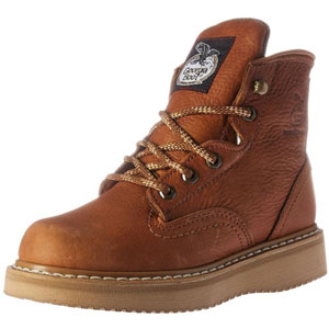 GEORGIA MEN'S 6'' WEDGE WORK BOOT