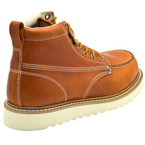 GOLDEN FOX STEEL TOE MEN'S LIGHTWEIGHT WORK BOOTS