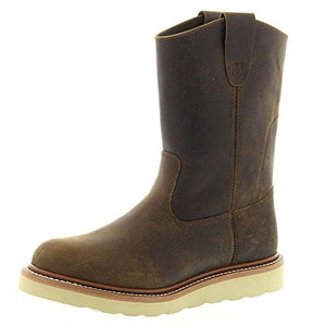 GOLDEN RETRIEVER MEN'S 9905 PULL ON WEDGE BOOT