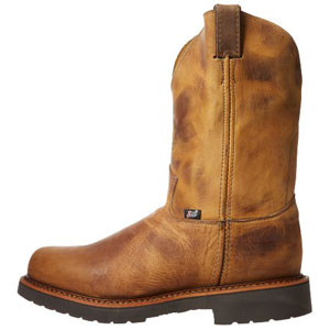 JUSTIN ORIGINAL WORK BOOTS MEN'S J-MAX PULL-ON WORK BOOT