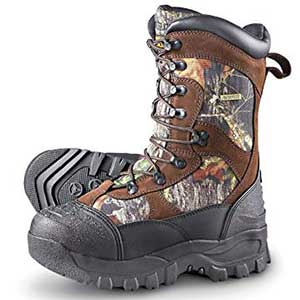 51f1687af02 Warmest Hunting Boots (Reviews - Buyer's Guide 2019)