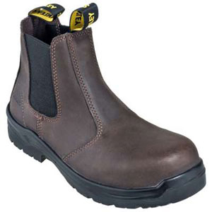 Stanley Men's Dredge Steel-Toe Work Boot