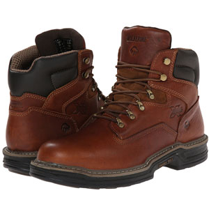 WOLVERINE MEN'S RAIDER BOOT
