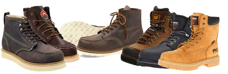 best work boots for standing on concrete