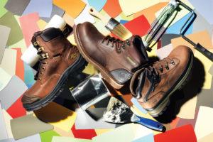 lightweight waterproof work boots