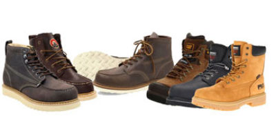 Best Steel Toe Work Boots Reviews Amp Safety Boots Guide 2019