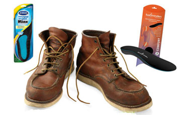 Best Insoles For Work Boots Reviews Updated List 2019