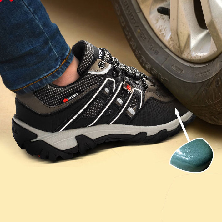 e8a4c2b613f Most Comfortable Safety Shoes (Reviews - Buying Guide 2019)