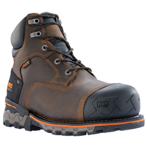 "Timberland PRO Men's Boondock 6"" Waterproof Non-Insulated Work Boot"