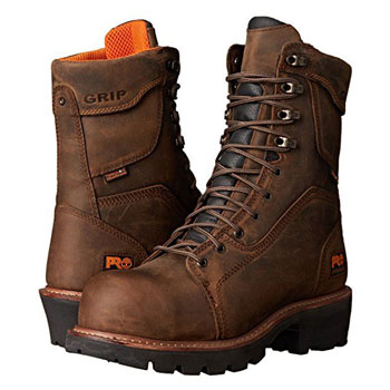 Timberland Pro Logger Safety Shoes