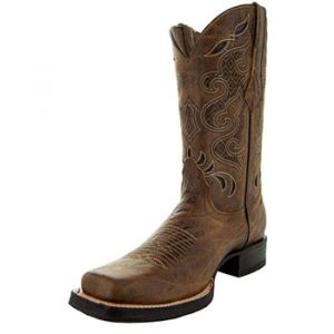 Square Toe Boots by Soto Boots